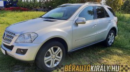 Mercedes Benz ML 350CDI 4MATIC (Automata)
